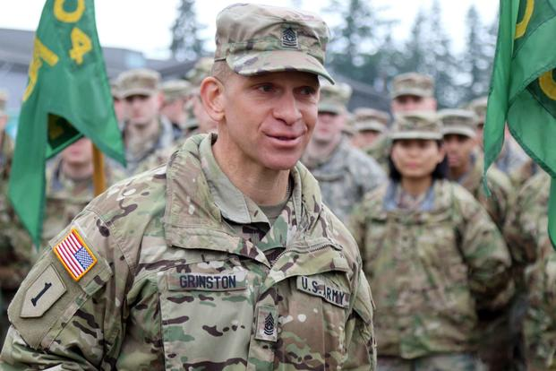 Decorated Artilleryman Will Be Next Sergeant Major of the