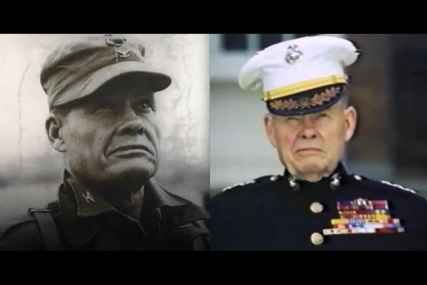 Legends About The Most Decorated Marine In Us History