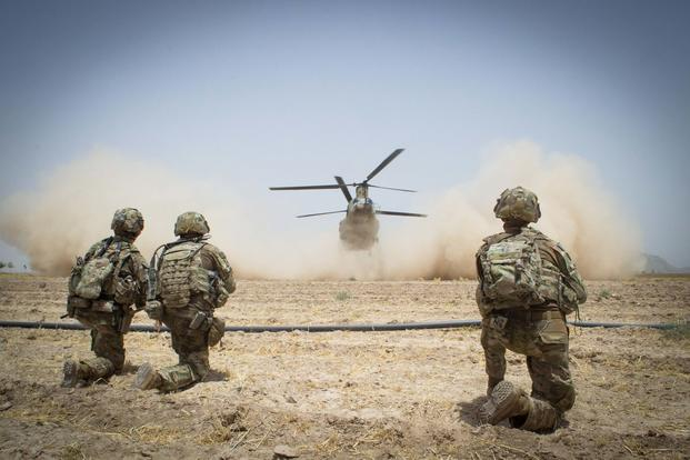 US Troops Want to Keep Deploying to Afghanistan, Enlisted