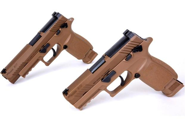 The Army's New 9mm Handgun is Finally Approved for Full