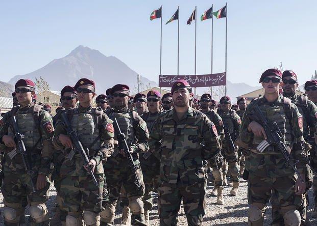 Afghanistan Loses 42,000 Troops in Crackdown on 'Ghost Soldiers