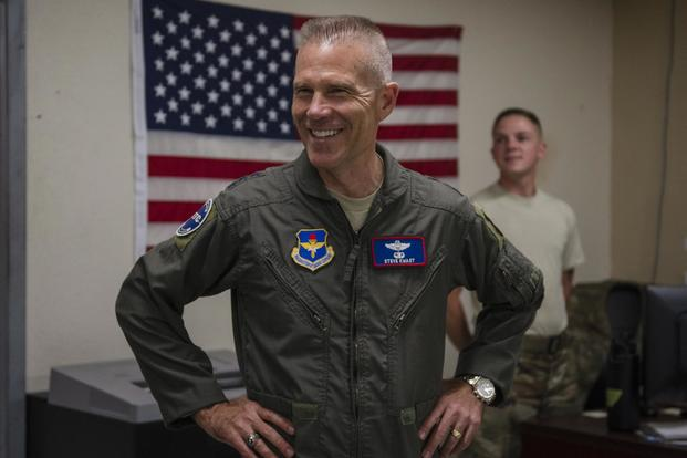 Air Force General's Supporters Mount Campaign to Make Him
