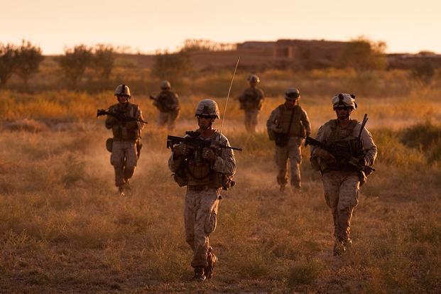 Marine Grunts Say Their Skills Won't Get Them Civilian Jobs