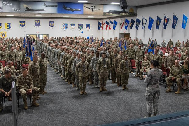 Air Force Promotion List 2020.Air Force Reserve Changes To Provide More Enlisted Promotion