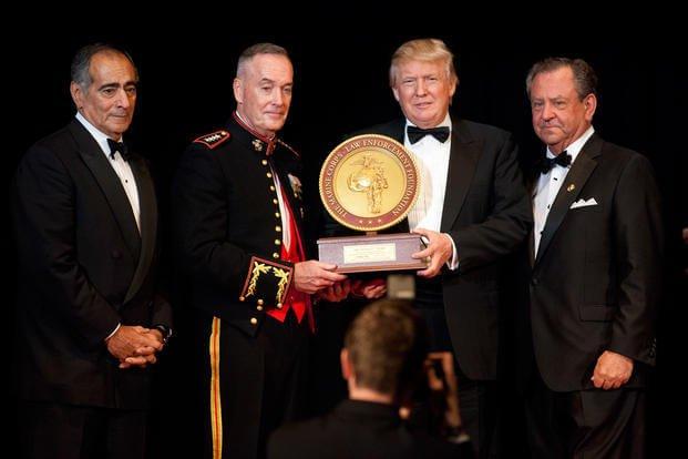 Image result for trump dunford