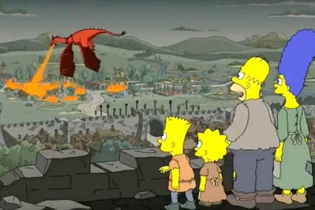 the simpsons might have already predicted the events of 2020 military com the simpsons might have already