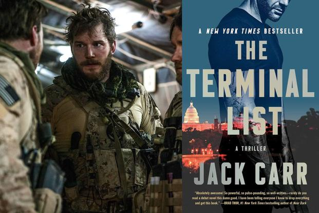 Chris Pratt The Terminal List