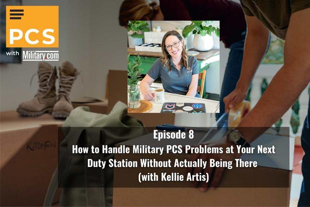 Kellie Artis on PCS with Military.com