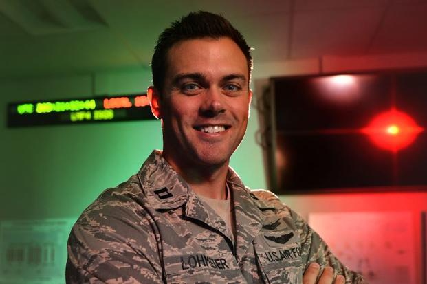 Lt. colonelul Matthew Lohmeier