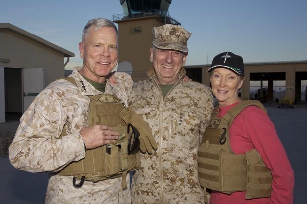 James Mattis 2012 Afghanistan