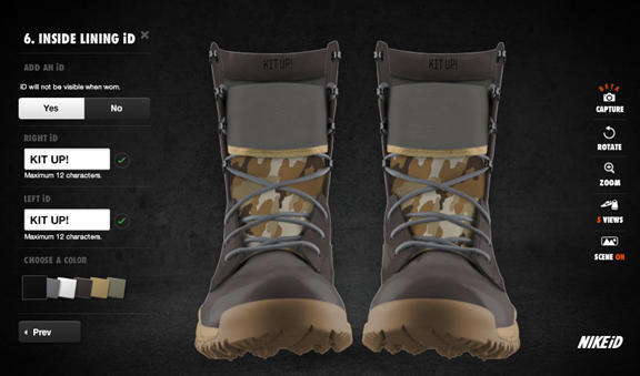 Special Field Boots from Nike  Now REALLY Customizable  7b884861e