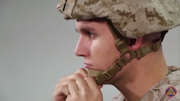 Marine Corps To Issue Enhanced Combat Helmet To Every