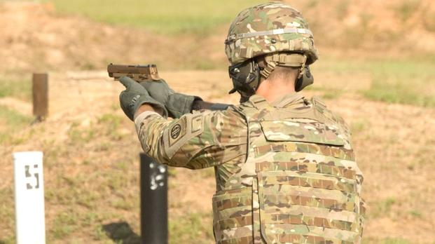 c75f08389af Soldiers Test Army s New Sidearm