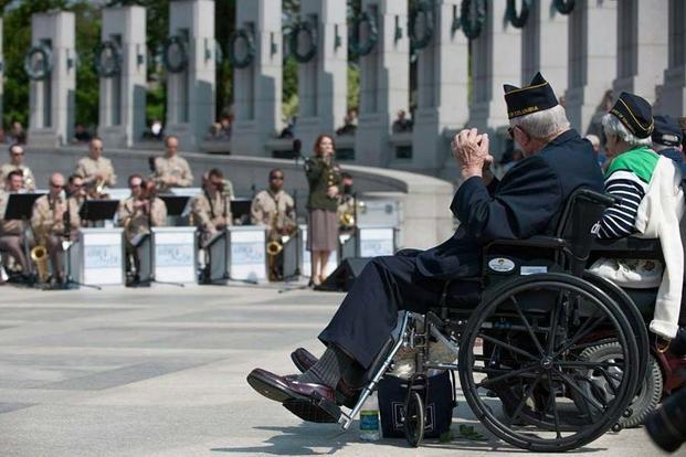 Elderly Vets Could Face Benefits Cut Under Trump Budget | Military com