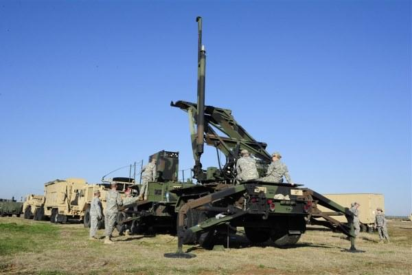 US to Withdraw Patriot Missile Batteries from Turkey