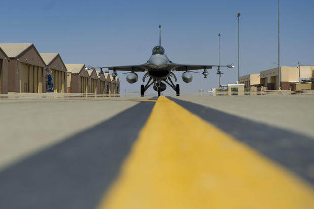 The 54th Fighter Group, a tenant unit of the 56th Fighter wing at Luke Air Force Base, Ariz., operates F-16 training squadrons at Holloman Air Force Base. Airman 1st Class Chase Cannon/Air Force