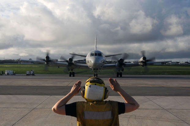 two more us navy p 3 orion aircraft join search for egyptair
