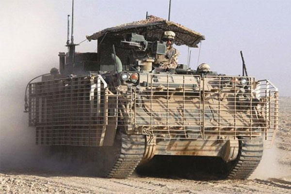 The M113A3 armored personnel carrier system has performed decades of service but is getting old and obsolete.  (U.S. Army)