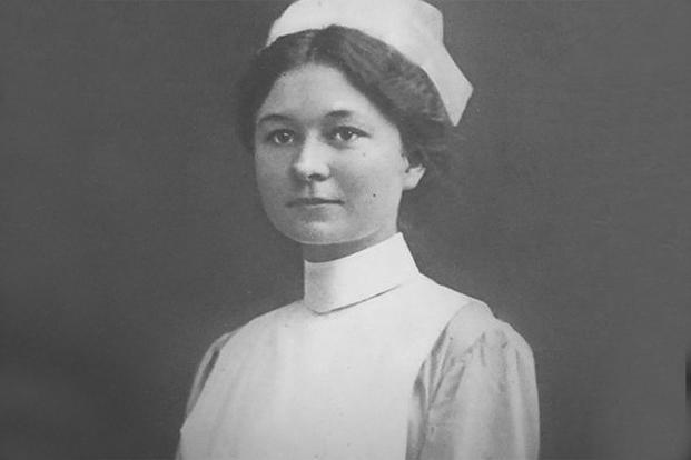 Army Nurse Helen Fairchild Military Com