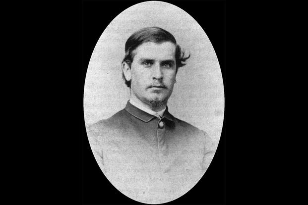 William McKinley, 1865