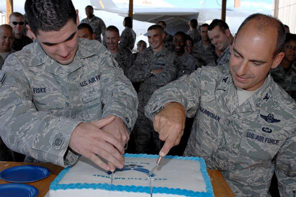 69th Airforce Birthday