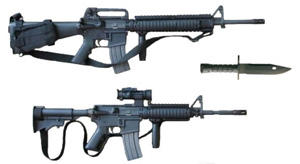 Modern Army weapons