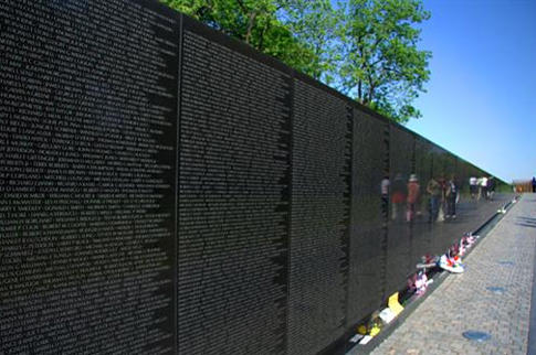 Ten Added To Vietnam Memorial Military Com