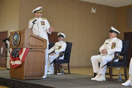 Chief of Naval Operations Jonathan Greenert