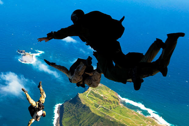Navy SEAL Training Militarycom - 7 most extreme base jumping destinations in the world