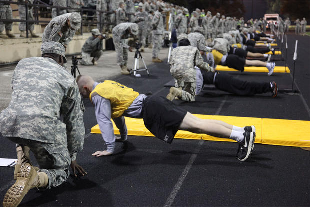 Army's Big Pt Test Changes
