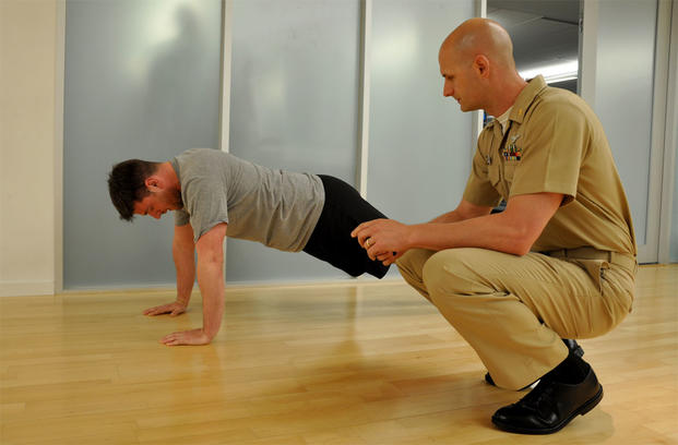 Navy Physical Readiness Test (PRT) Overview
