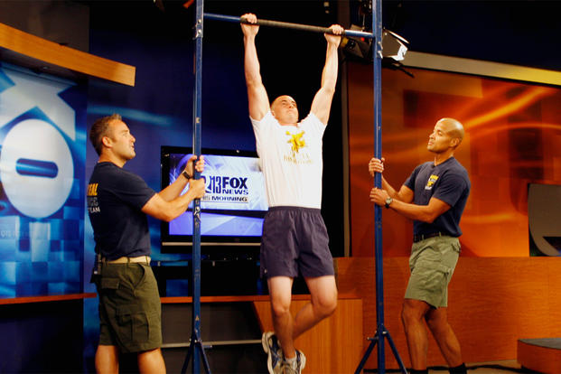 Navy SEAL Fitness Test