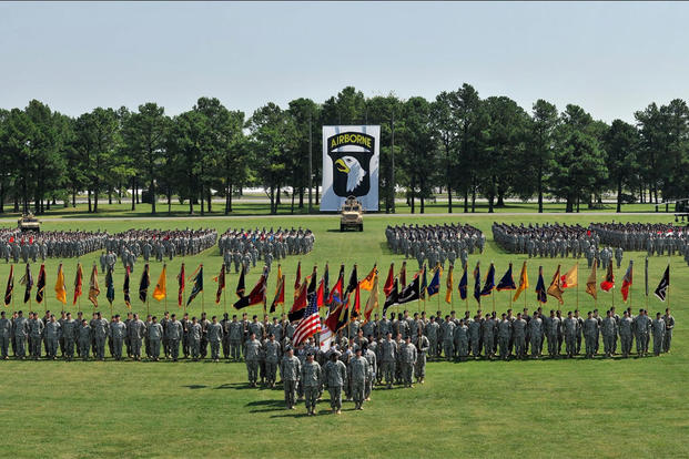 Fort Campbell (U.S. Army photo)