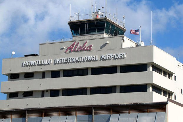 Honolulu International Airport (Photo: Wikimedia Commons by redlegsfan21)