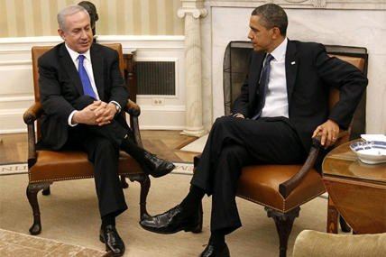 Obama speaks with Netanyahu