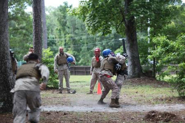 Martial Arts Instructor Course Challenges Marines | Military com