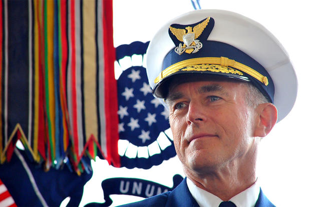 Adm. Paul F. Zukunft (U.S. Coast Guard photo by Petty Officer 2nd Class Patrick Kelley)