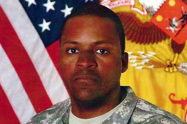 Sgt. 1st Class Randy Johnson of 2nd Stryker Cavalry Regiment. Johnson, from Washington, D.C., died in 2007 after his vehicle was hit by an IED built by Anis Abid Sardar. (Army photo)