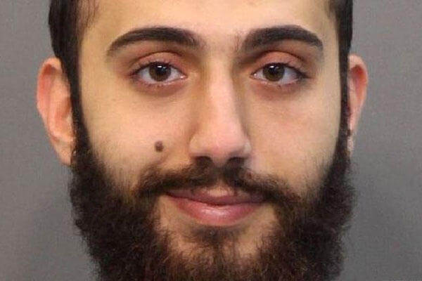 Police photo of Mohammad Youssuf Abdulazeez taken after he was arrested earlier this year. (Photo: Chattanooga Police)