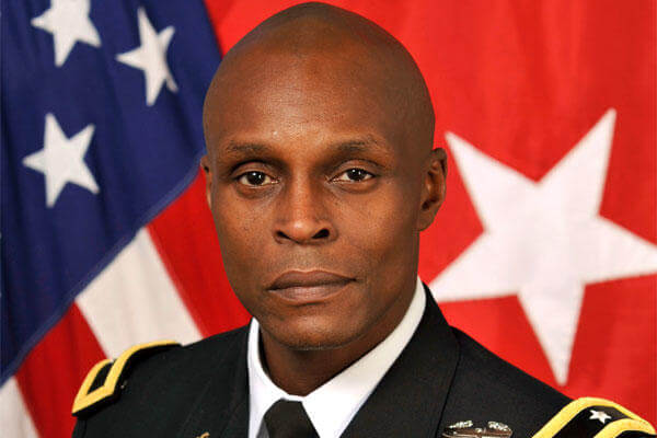 Then-Brig. Gen. Ronald F. Lewis in an official portrait. Lewis, now a lieutenant general, was fired Nov. 12, 2015, as Defense Secretary Ashton Carter's top military aid for allegations of misconduct. (Defense Department photo)