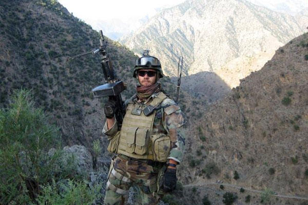 A Special Forces Soldier, Staff Sgt. Robert J. Miller was killed Jan. 25, 2008 after volunteering to serve as point for a night security patrol in Afghanistan. He is a posthumous recipient of the Medal of Honor. (U.S. Army photo)