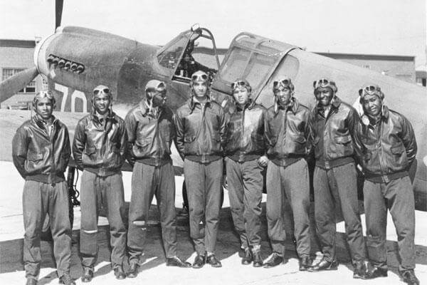Tuskeegee Airmen (U.S. Air Force photo)