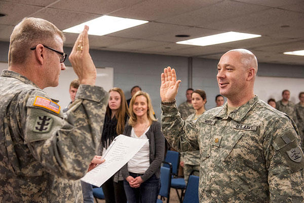 Army Identifies 1477 Officers for Promotion to Major | Military com