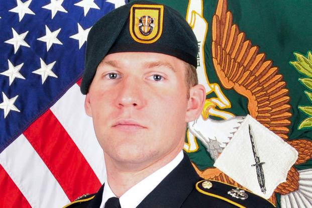Staff Sgt. Matthew V. Thompson, 28, of Irvine, California, died Aug. 23, 2016, of wounds received from an improvised explosive device while on patrol in Helmand Province, Afghanistan. (Photo Credit: Army photo)