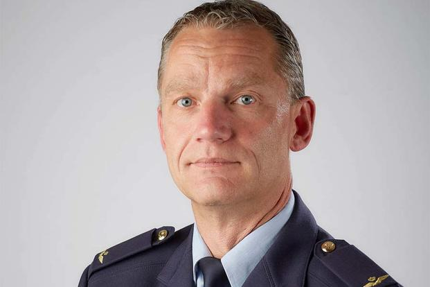 Commander of the Royal Netherlands Air Force Lieutenant General Dennis Luyt (Photo: Royal Netherlands Air Force)