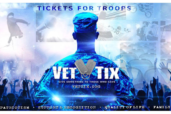 Veterans Get Free Tickets Thanks to Vet Tix. Military.com ... 8b8581b36