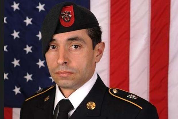 Army Special Forces soldier Staff Sgt. Mark De Alencar died after being wounded in action in Afghanistan. (DoD photo)