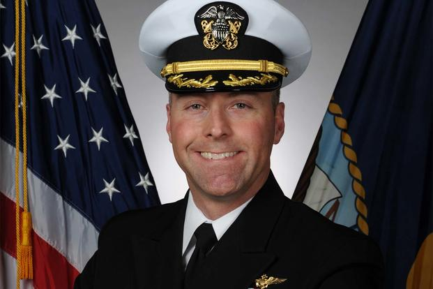 Capt. Jeffrey Craig (Navy Photo)