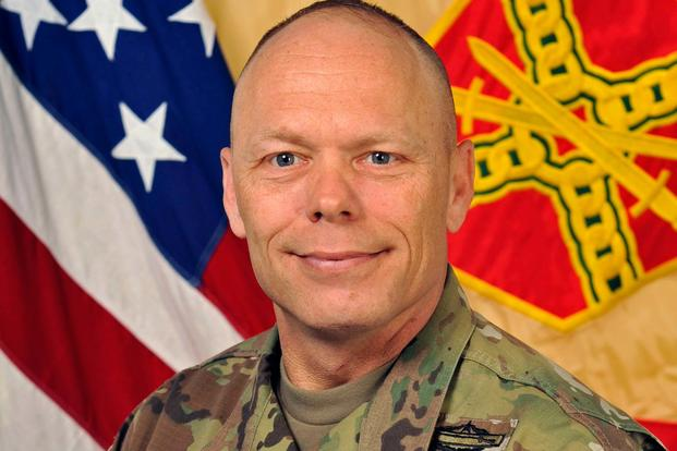 Command Sgt. Maj. Noel S. Foster (Army Photo)