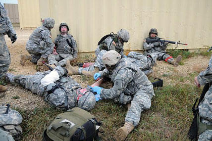 Brigade Combat Team Trauma Training